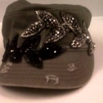 READER SUBMISSION!!! IN TOUCH WITH THE MUCH!!! This is a hat!