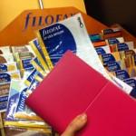 Tova's Muchness Challenge, Day 9 – Filofax changed my life.