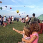 Summer memories at the balloon festival