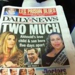 HA! Today's Daily News. I Agree.