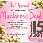 First Annual International Muchness Day!!!!